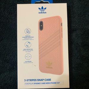 Adidas iPhone case xs